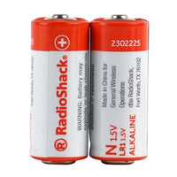 N Alkaline Batteries (2-Pack)