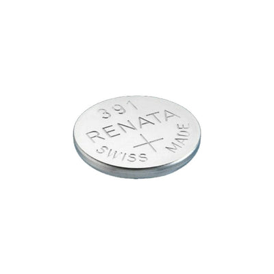 Silver Oxide Button-Cell Battery 391