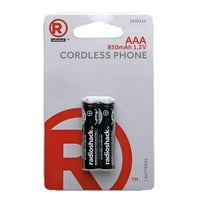 AAA Ni-MH Cordless Phone Replacement Batteries (2-Pack)