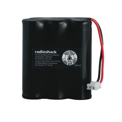 RadioShack 3.6V/700mAh Ni-Cd Battery for AT&T & V-Tech