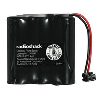 3.6V/1200mAh Ni-MH Cordless Phone Battery Panasonic HHR-P401