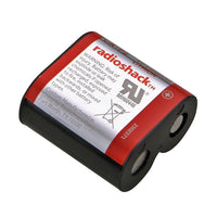 CR-P2 6V Lithium Battery, 1400mAh