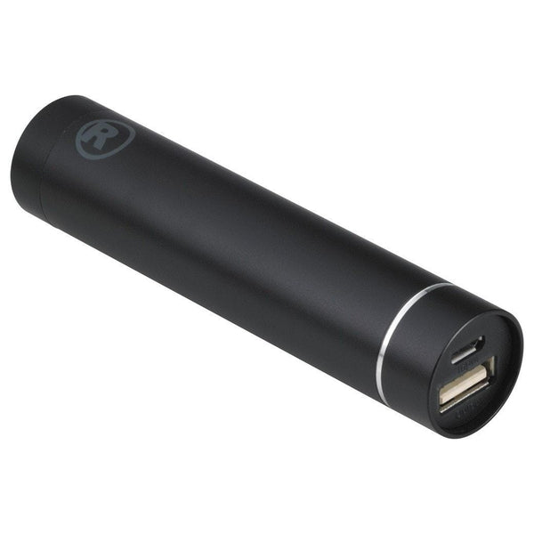 RadioShack 2200 mAh Lipstick Portable Power Bank (Black)