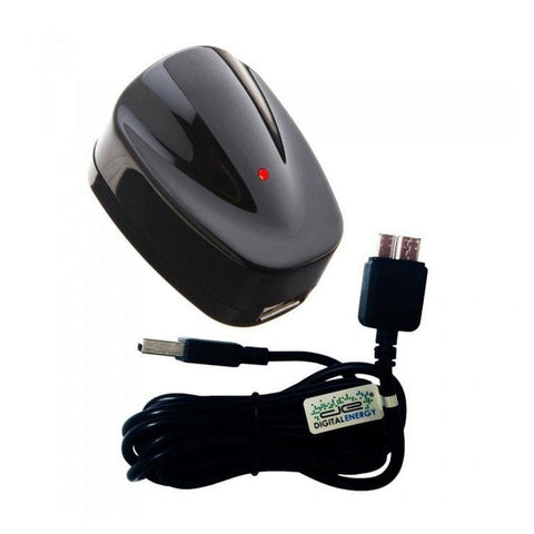 Digital Energy 2.1A  AC Charger for MicroUSB Devices