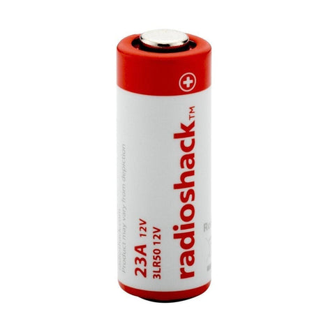 12V Alkaline Battery for Remote Control 23A