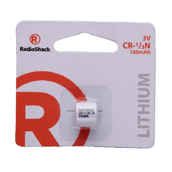CR 1/3 N Lithium Battery