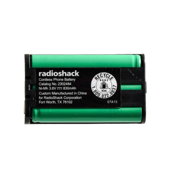 3.6V/830mAh NiMH Battery for Panasonic Cordless Phones