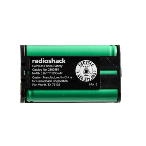 RadioShack 3.6V/830mAh NiMH Battery for Panasonic Cordless Phones