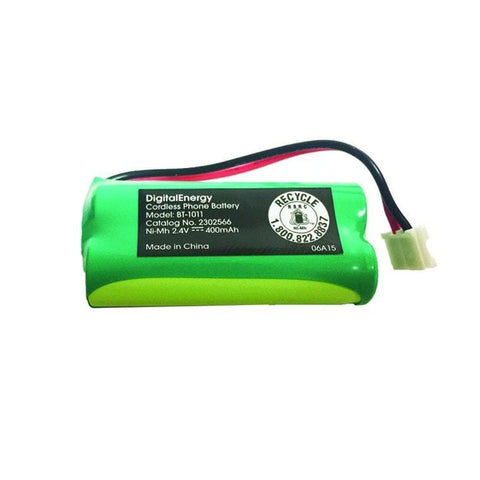 Digital Energy 2.4V/400mAh NIMH Cordless Phone Battery