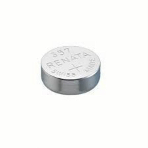 357 1.55V Silver-Oxide Button Cell Battery