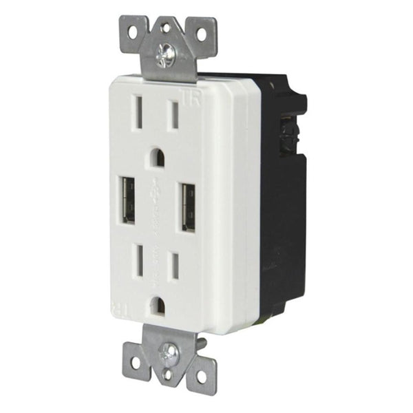 Digital Energy Wall USB Outlet