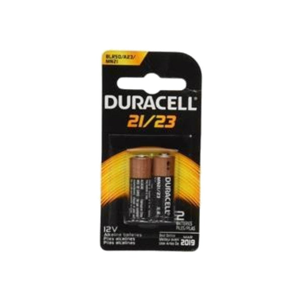Duracell 12V/2A Alkaline Battery (2-Pack)