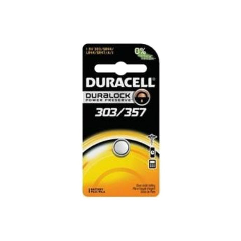 Duracell 357 Button Cell Battery