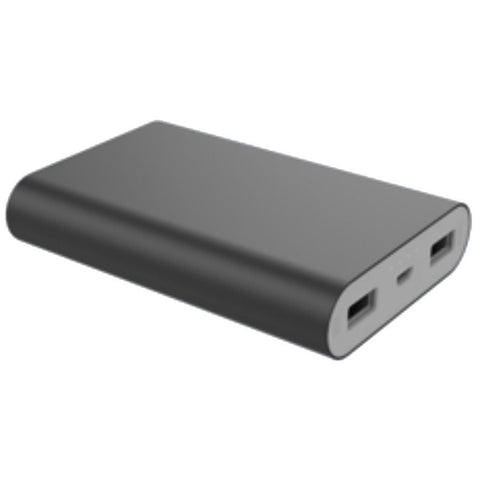RadioShack 10,400 mAh Power Bank (Dark Grey)