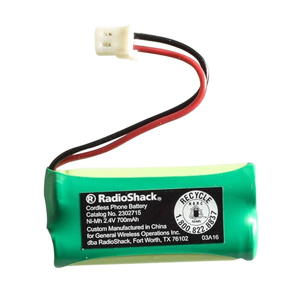 RadioShack CL80100 Cordless Phone Batteries (2-Pack)