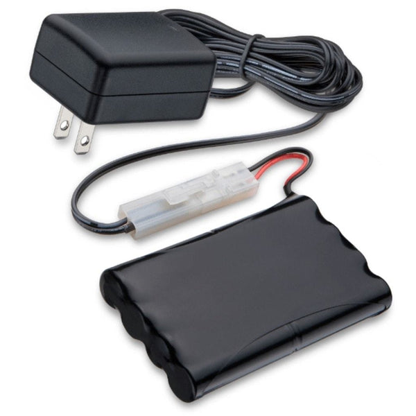 2000mah 9 6v Nimh Rc Car Battery Pack With Charger