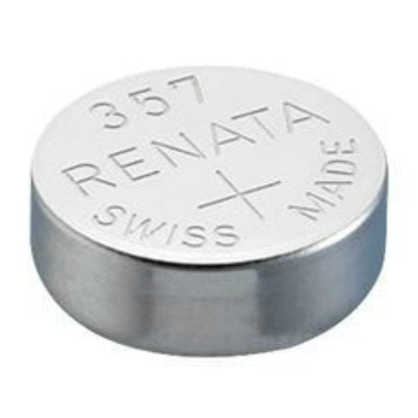 Renata 357 1.55V Battery (3-Pack)