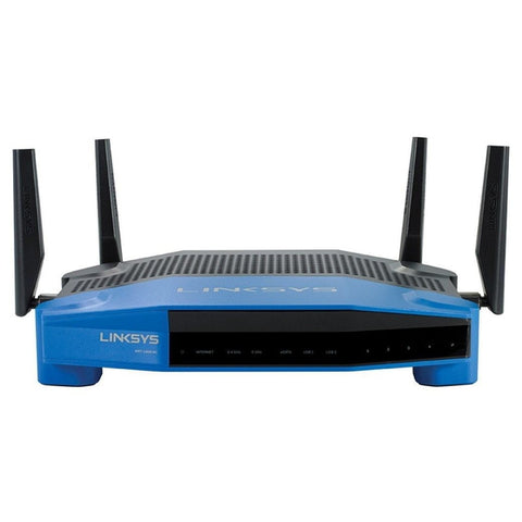 Linksys WRT1900AC Wireless AC Router (Black)