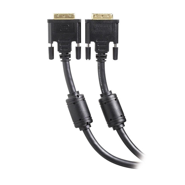 Gigaware 6-Foot DVI-D Dual Link Cable