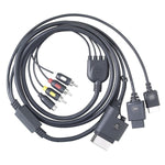 Universal Composite/S-Video Gaming Cable