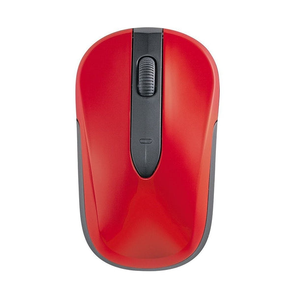RadioShack Wireless Mouse (Red)