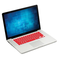 13/15 Keyboard Cover for MacBook (Red)