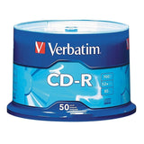 Verbatim CD-R (50-Pack)