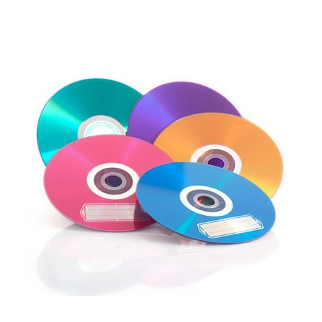 Verbatim CD-R Multi-Color (25-Pack)