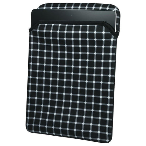 "RadioShack Universal  9-10"" Tablet Sleeve  (Black/White)"