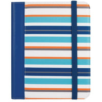 "Universal Folio Case for 7-8"" Tablets - Striped"