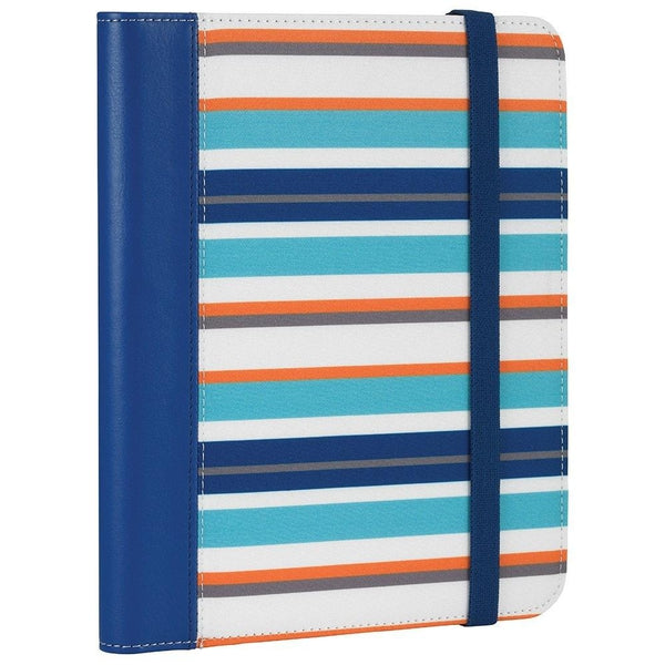 Universal Stripe Folio for 7-8 Tablets