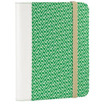 Universal Folio for 7-8 Tablets (Green/White)