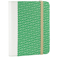 "Universal Folio Case for 7-8"" Tablets - Green/White"
