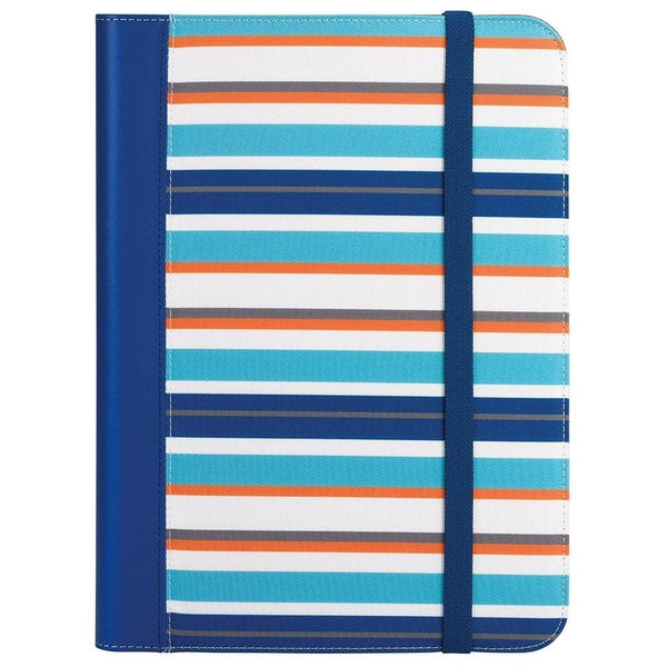 """Image of Universal Folio Case for 8.9-10.1"""" Tablets - Striped"""