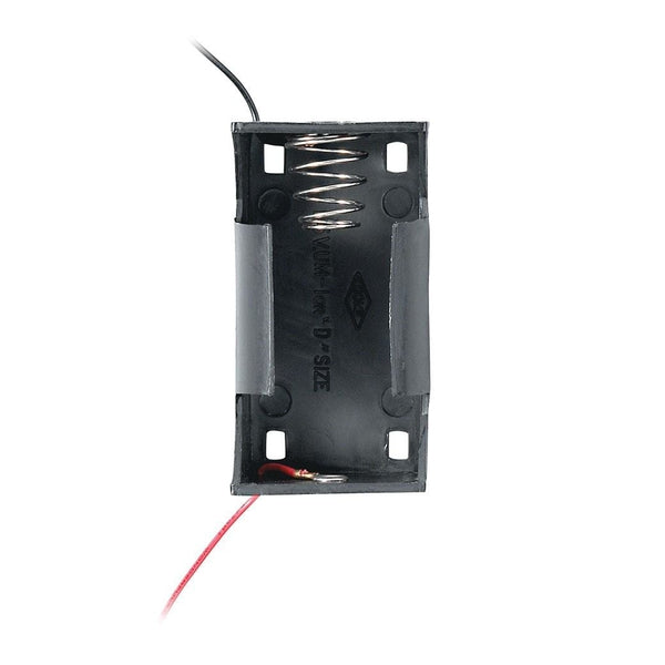 RadioShack D Battery Holder