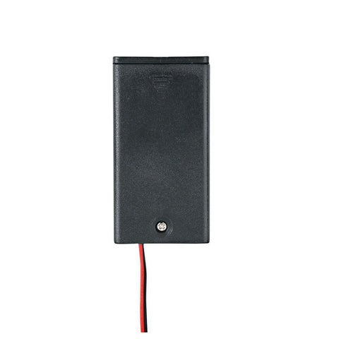 RadioShack Enclosed 2 AA Battery Holder