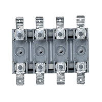 Chassis-Type 4-Position Fuse Block