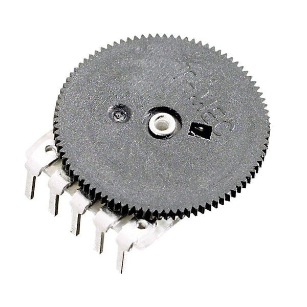 10k ohm wheel potentiometer 2 Watt Potentiometer