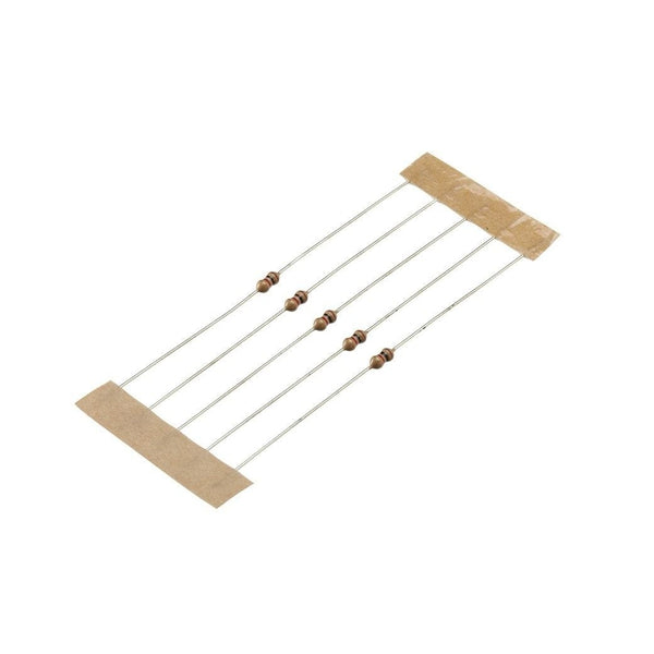 1/8-Watt 1K Carbon Film Resistors (5-Pack)