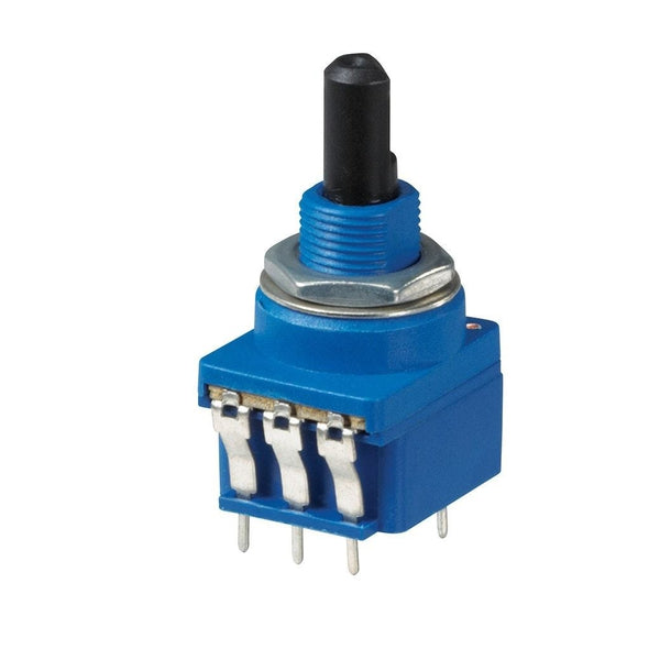 500K-Ohm .2-Watt Push Switch