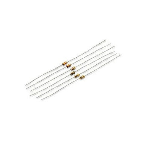 RadioShack 100-Ohm 1/4-Watt 5% Carbon Film Resistor (5-Pack)