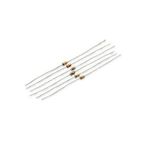 RadioShack 500-Piece 1/4-Watt Carbon-Film Resistor Assortment