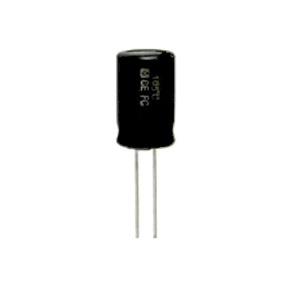 4.71.0uF 50V 20% Radial Bi-Polarized Electrolytic Capacitor