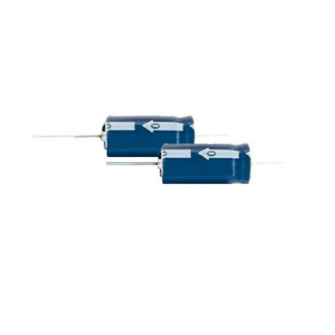 1000uF 50V 20% Axial-Lead Electrolytic Capacitor