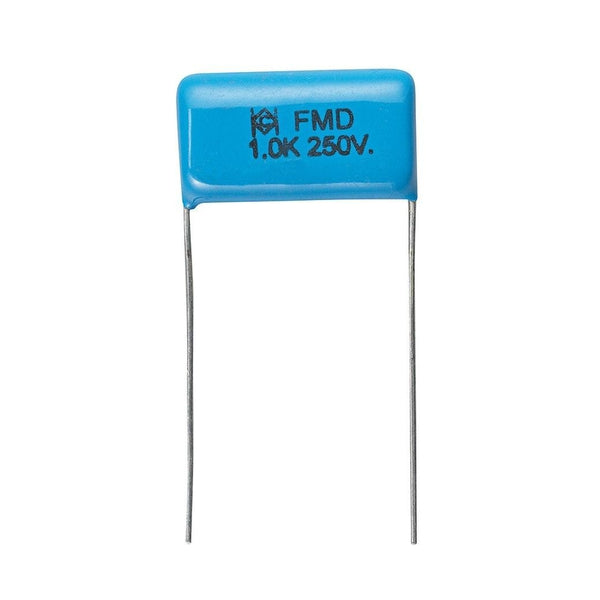1.0uF 250V 10% Metal-Film Capacitor