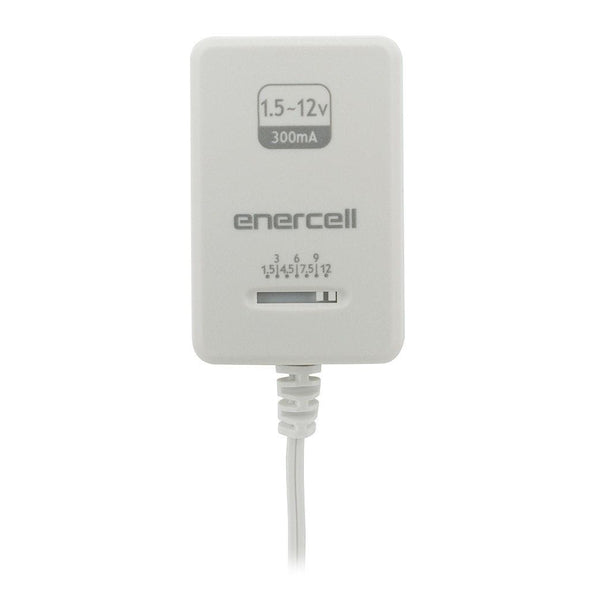 Enercell Universal 300mA AC Adapter