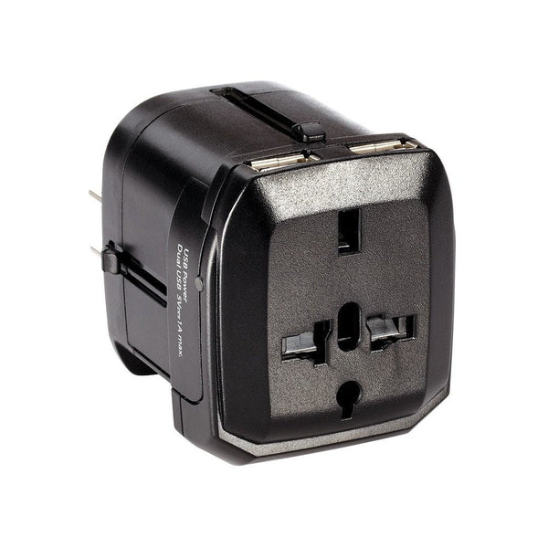 RadioShack Dual USB International Power Adapter