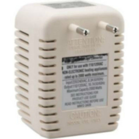 RadioShack 50W/2000W Travel Voltage Converter