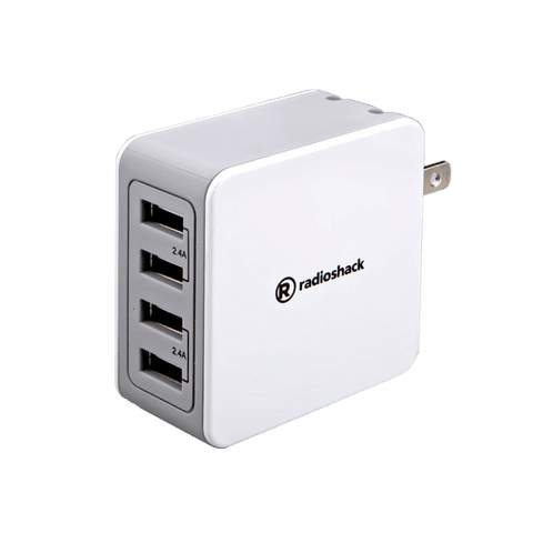 RadioShack 4 Port Destktop USB