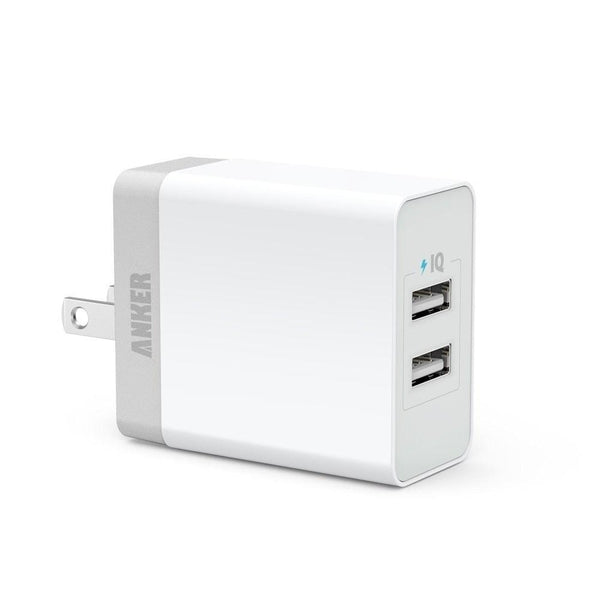 Anker 20W 2-Port Wall Charger